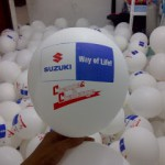 Balon Latex Polos
