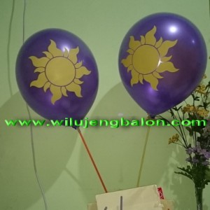 balon print, balon sablon, balon printing